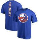 John Tavares New York Islanders Fanatics Branded Big & Tall Backer Name & Number T-Shirt – Royal