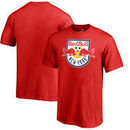 New York Red Bulls Fanatics Branded Youth Primary Logo T-Shirt - Red