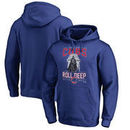 Chicago Cubs Fanatics Branded Roll Deep with the Empire Pullover Hoodie - Royal