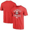 Atlanta Hawks Fanatics Branded Youth Star Wars Empire T-Shirt - Red