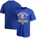Golden State Warriors Fanatics Branded Youth Star Wars Empire T-Shirt - Royal