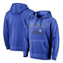 Mid. Tenn. St. Blue Raiders Fanatics Branded Vault Arch Over Logo Shadow Washed Pullover Hoodie - Royal