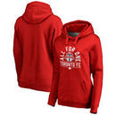 Toronto FC Fanatics Branded Women's All For One Pullover Hoodie - Red