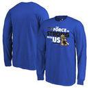 Orlando Magic Fanatics Branded Youth Star Wars Jedi Strong Long Sleeve T-Shirt - Royal