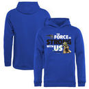 Orlando Magic Fanatics Branded Youth Star Wars Jedi Strong Pullover Hoodie - Royal