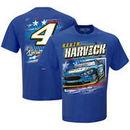 Kevin Harvick Stewart-Haas Racing Team Collection Patriotic T-Shirt – Royal