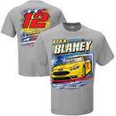 Ryan Blaney Team Penske Menards Patriotic T-Shirt – Gray
