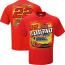 Joey Logano Torque T-Shirt - Red