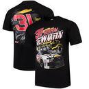 Ryan Newman Checkered Flag Torque T-Shirt – Black