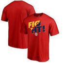 New York Red Bulls Fanatics Branded Fight T-Shirt - Red