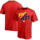 New York Red Bulls Fanatics Branded Youth Fight T-Shirt - Red