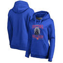 Detroit Pistons Fanatics Branded Women's Star Wars Roll Deep with the Empire Pullover Hoodie - Royal