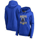 Golden State Warriors Fanatics Branded Women's Star Wars Roll Deep with the Empire Pullover Hoodie - Royal