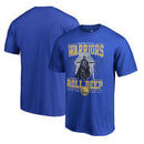 Golden State Warriors Fanatics Branded Star Wars Roll Deep with the Empire T-Shirt - Royal