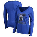 Orlando Magic Fanatics Branded Women's Star Wars Roll Deep with the Empire Long Sleeve T-Shirt - Royal