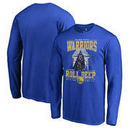 Golden State Warriors Fanatics Branded Star Wars Roll Deep with the Empire Long Sleeve T-Shirt - Royal