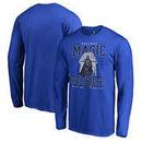 Orlando Magic Fanatics Branded Star Wars Roll Deep with the Empire Long Sleeve T-Shirt - Royal