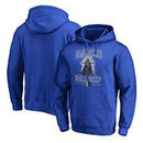Dallas Mavericks Fanatics Branded Star Wars Roll Deep with the Empire Pullover Hoodie - Royal