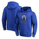 Orlando Magic Fanatics Branded Star Wars Roll Deep with the Empire Pullover Hoodie - Royal