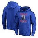 Philadelphia 76ers Fanatics Branded Star Wars Roll Deep with the Empire Pullover Hoodie - Royal