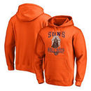 Phoenix Suns Fanatics Branded Star Wars Roll Deep with the Empire Pullover Hoodie - Orange