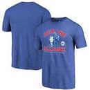 Philadelphia 76ers Fanatics Branded Star Wars Alliance Tri-Blend T-Shirt - Royal