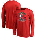 Toronto Raptors Fanatics Branded Youth Star Wars Alliance Long Sleeve T-Shirt - Red