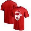 Toronto Maple Leafs Fanatics Branded Jolly T-Shirt - Red