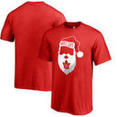 Toronto Maple Leafs Fanatics Branded Youth Jolly T-Shirt - Red