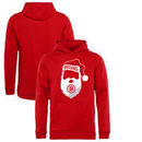 Boston Bruins Fanatics Branded Youth Jolly Pullover Hoodie - Red