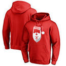 Vancouver Canucks Fanatics Branded Jolly Pullover Hoodie - Red