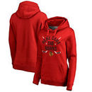 Chicago Blackhawks Fanatics Branded Women's Plus Size Hometown Collection Pullover Hoodie – Red