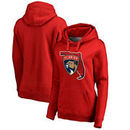 Florida Panthers Fanatics Branded Women's Plus Size Hometown Collection Hoodie – Red