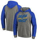 Golden State Warriors Fanatics Branded Splash Family Hometown Collection Pullover Hoodie - Heathered Gray