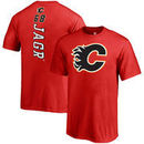 Jaromir Jagr Calgary Flames Fanatics Branded Youth Backer Name & Number T-Shirt – Red