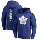 Mitchell Marner Toronto Maple Leafs Fanatics Branded Backer Name & Number Pullover Hoodie - Blue