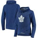 Toronto Maple Leafs Touch by Alyssa Milano Women's Wildcard Raglan Long Sleeve T-Shirt - Blue