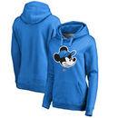 Oklahoma City Thunder Fanatics Branded Women's Disney Game Face Pullover Hoodie - Blue