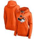 Phoenix Suns Fanatics Branded Women's Disney Game Face Pullover Hoodie - Orange