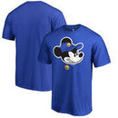 Golden State Warriors Fanatics Branded Disney Game Face T-Shirt - Royal