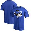 Philadelphia 76ers Fanatics Branded Disney Game Face T-Shirt - Royal