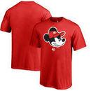 Atlanta Hawks Fanatics Branded Youth Disney Game Face T-Shirt - Red