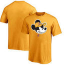 Los Angeles Lakers Fanatics Branded Youth Disney Game Face T-Shirt - Gold
