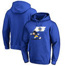 Golden State Warriors Fanatics Branded Disney Fly Your Flag Pullover Hoodie - Royal