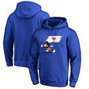 New York Knicks Fanatics Branded Disney Fly Your Flag Pullover Hoodie - Blue