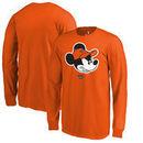 Phoenix Suns Fanatics Branded Youth Disney Game Face Long Sleeve T-Shirt - Orange