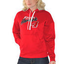 Kevin Harvick G-III 4Her by Carl Banks Women's Game Day Pullover Hoodie – Red