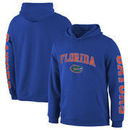 Florida Gators Fanatics Branded Distressed Arch Over Logo Pullover Hoodie – Royal