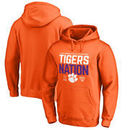Clemson Tigers Fanatics Branded College Football Playoff 2018 Sugar Bowl Bound Delay Pullover Hoodie – Orange