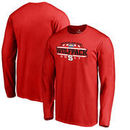NC State Wolfpack Fanatics Branded 2017 Sun Bowl Bound Audible Long Sleeve T-Shirt – Red